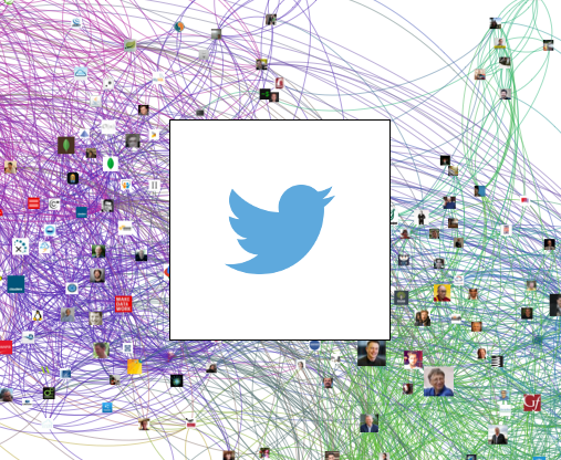 How to Visualize Your Twitter Network · AllThingsGraphed com